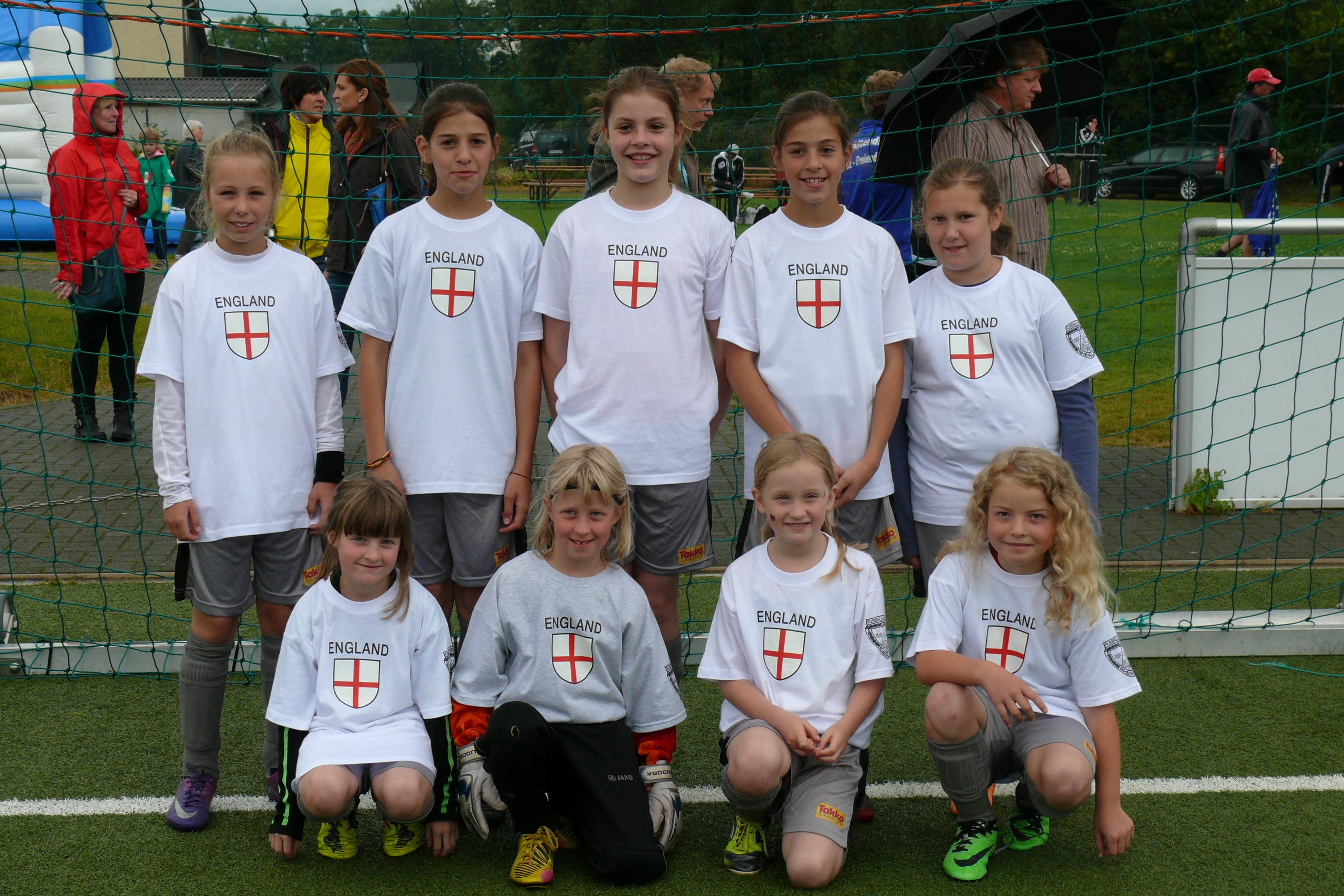 E-Juniorinnen scheitern im Viertelfinale