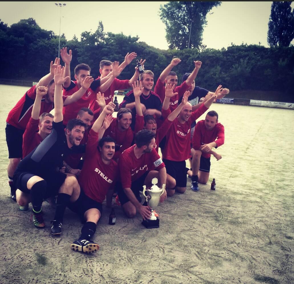 FC Urbar gewinnt den Amtspokal 2015