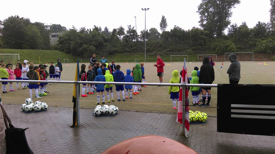 FC Urbar stolz auf ein tolles Fußballcamp