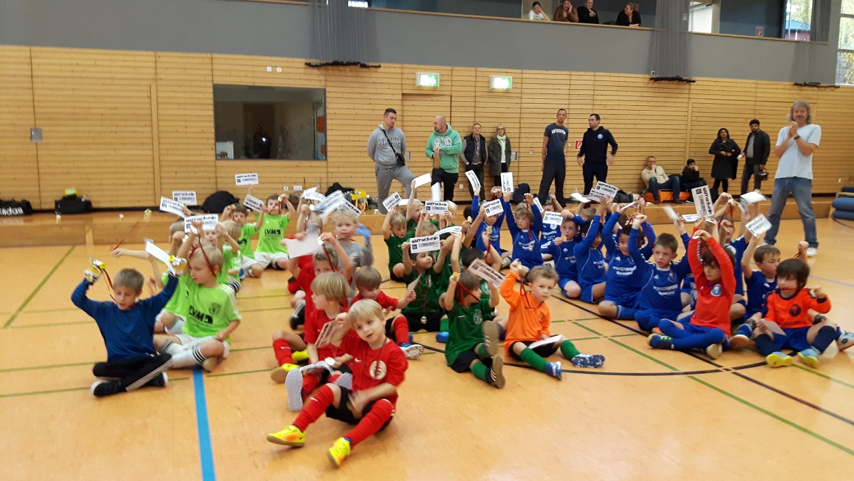 Erfolgreiches 1. Bambini – Turnier des FC Urbar