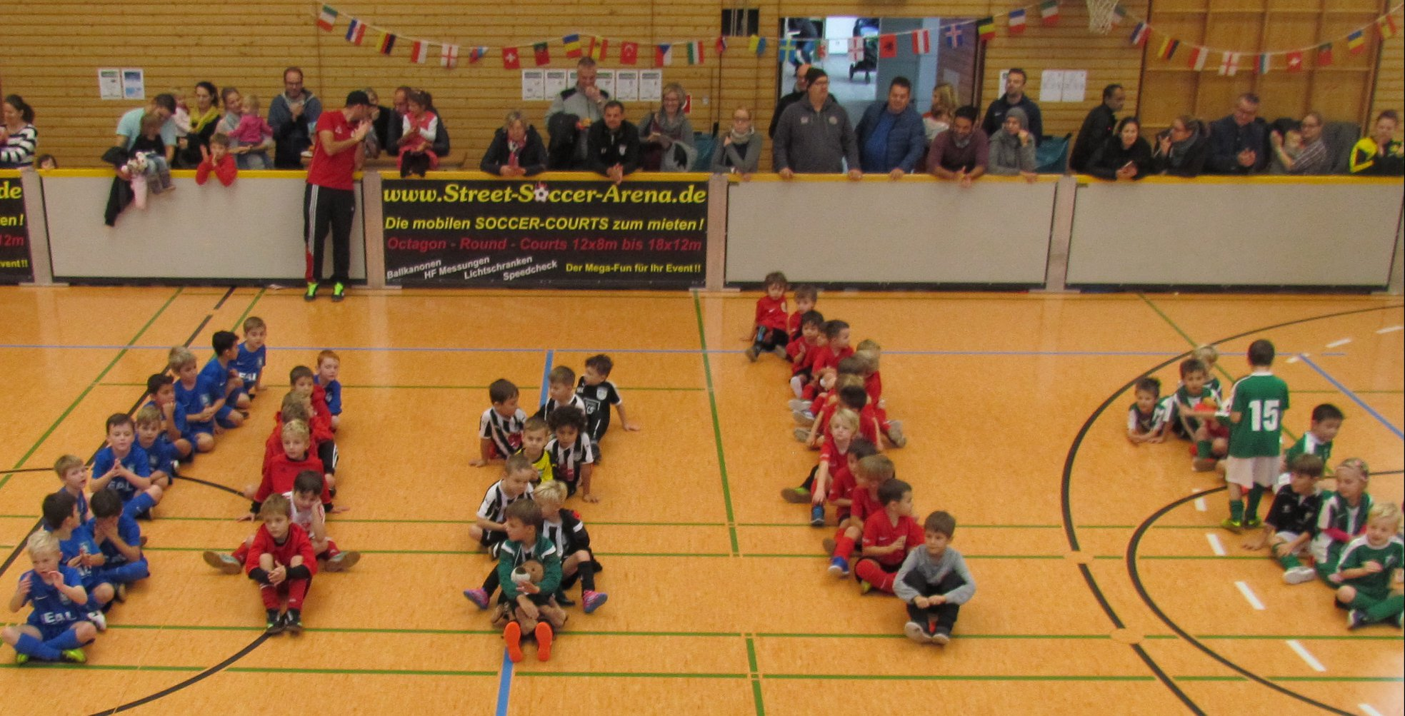 3. Urbarer Bambini und F-Jugend Cup
